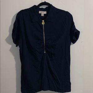 Michael Kors Navy Blue T-shirt